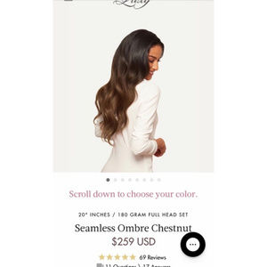 Luxy Seamless Extensions